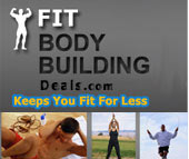 Keeps You Fit For Less - Fit Body Building